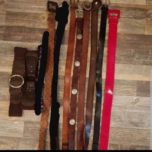 Belt Bundle *EVERYTHING MUST GO by SEP  19*